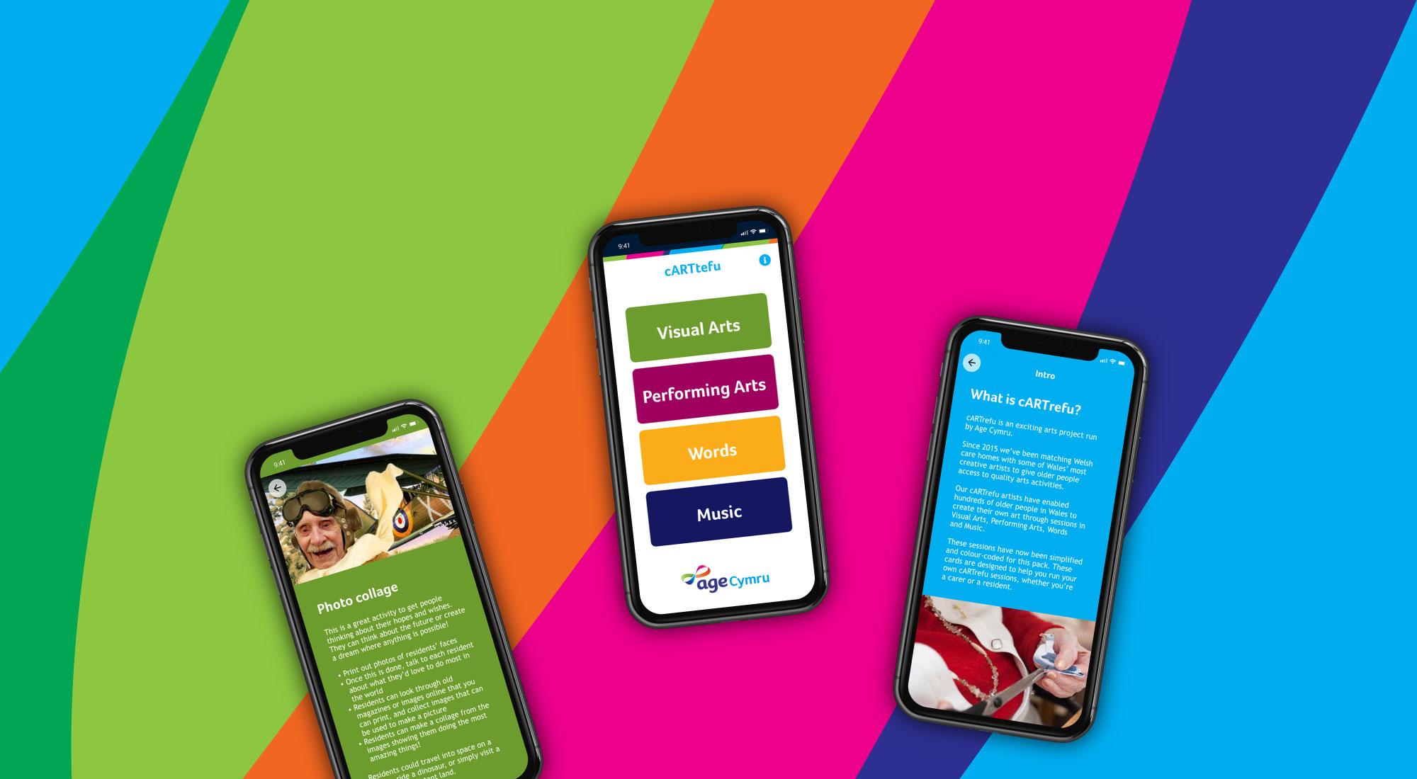 cartrefu web app
